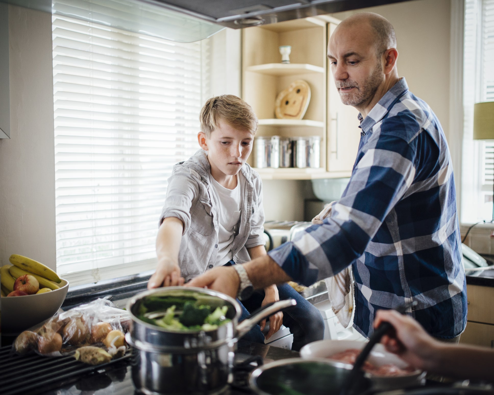 Cooking at Home: How to Stay Safe and Prevent Kitchen Fires