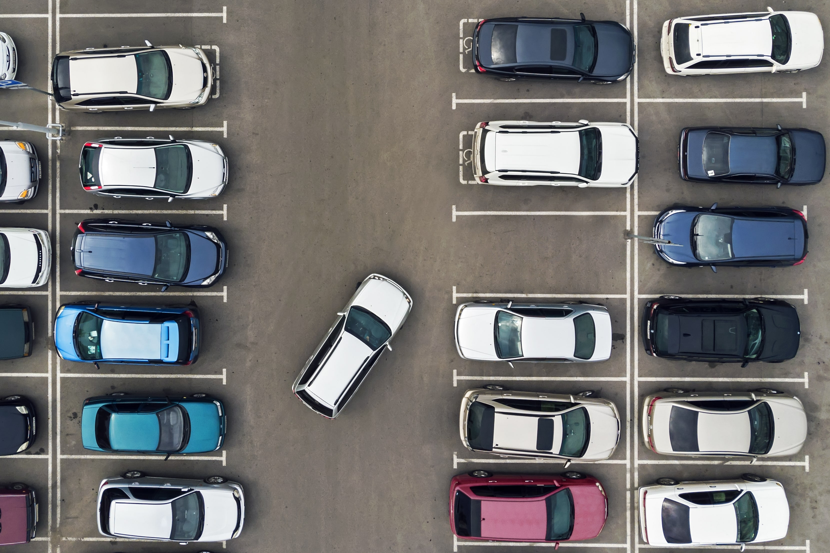 12 Parking Lot Safety Tips