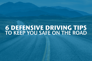 How to Be a Defensive Driver
