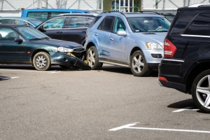 How to Deal with Parking Lot Accidents