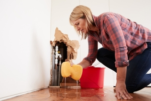 Dealing with Home Water Damage